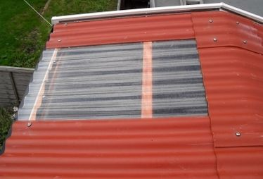 Best Garage Roof Scotland Gives An Option Of A Daylight Panel 400 x 300