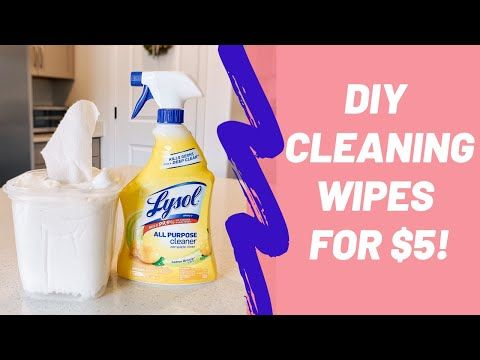 Pin on DIY Disinfectant Wipes
