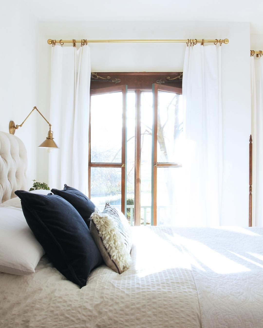 Master bedroom curtains  master bedroom  Curtains Galore  Pinterest  Bedrooms Master