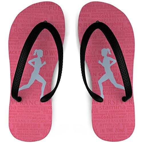 05c08d64a39360 Inspiration Words Female Flip Flops    Check this awesome image ...