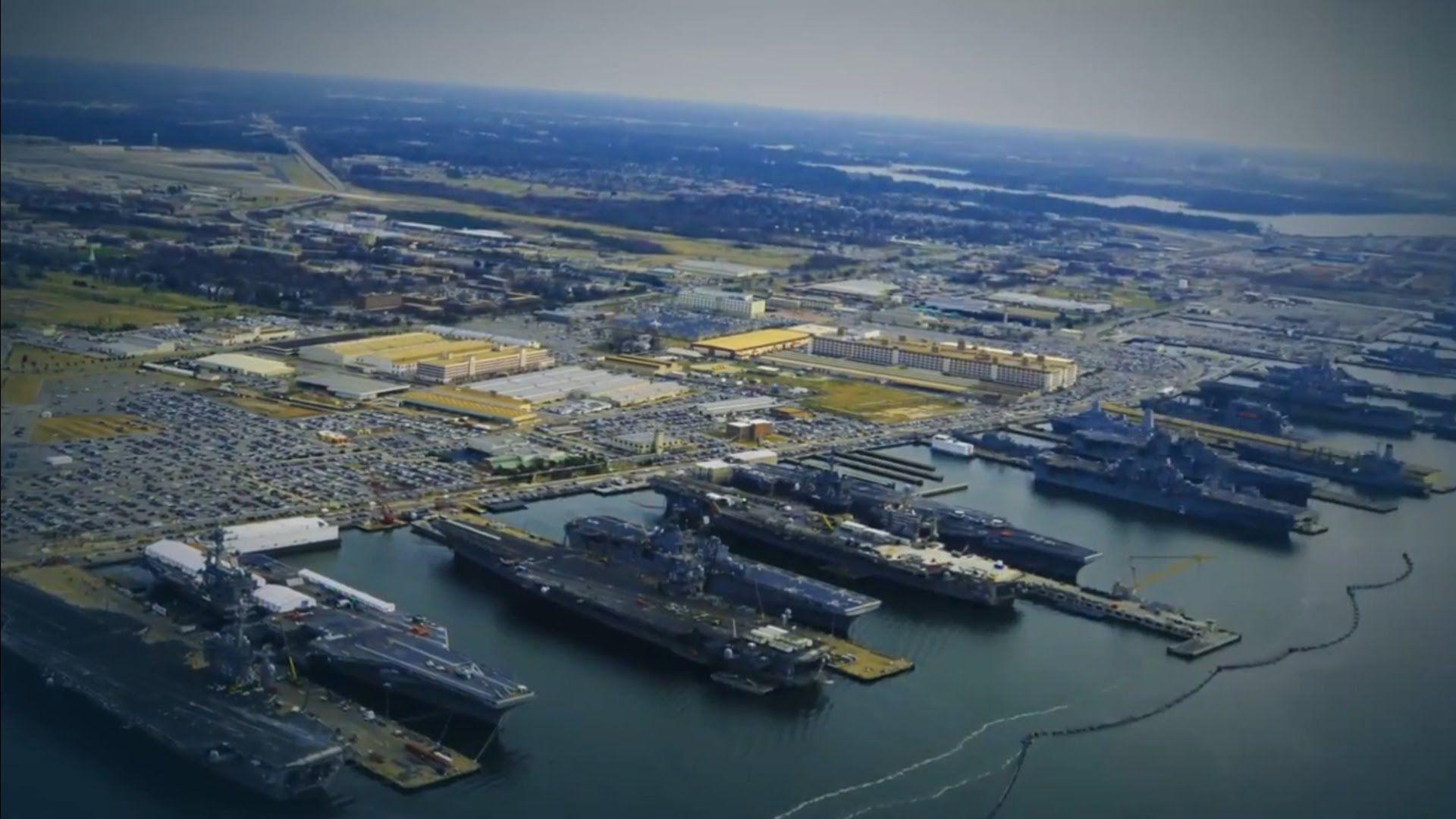 Navy Region Mid Atlantic Is The Regional Coordinator For