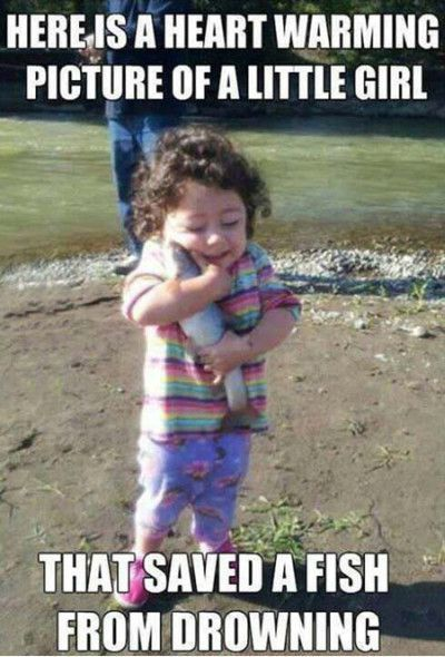Funny Pictures Heres A Heart Warming Picture Of A Litlle Girl
