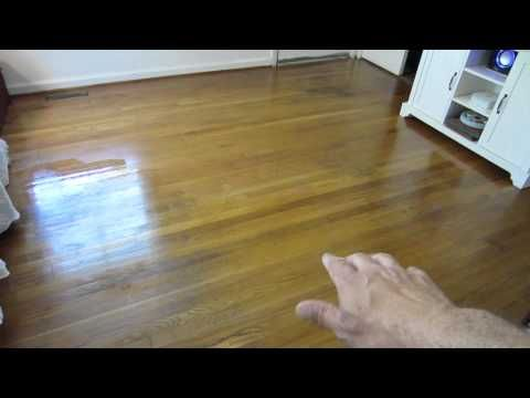 How To Fix Gouges Dents And Deep Scratches In Hardwood Floors Youtube Hardwood Floors Hardwood Flooring