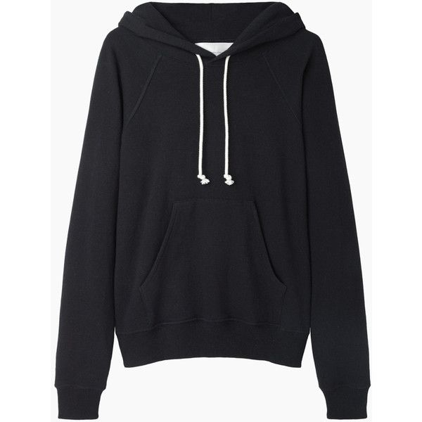La Garçonne Moderne Boy Hooded Sweatshirt ($245) ❤ liked on ...