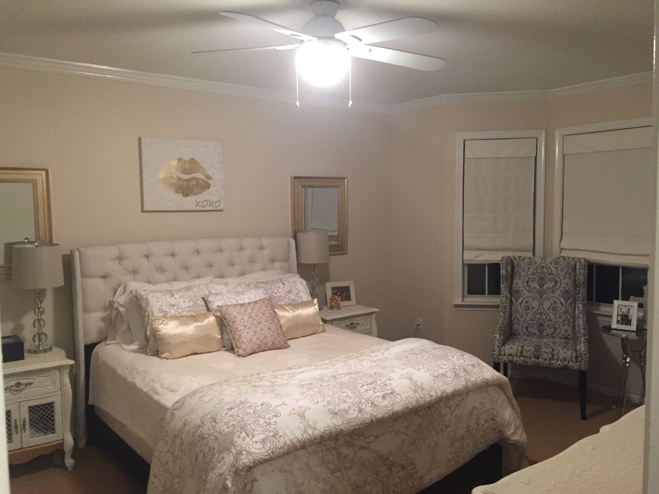 master bedroom finally painted happy anniversary the on home depot wall paint colors id=58602