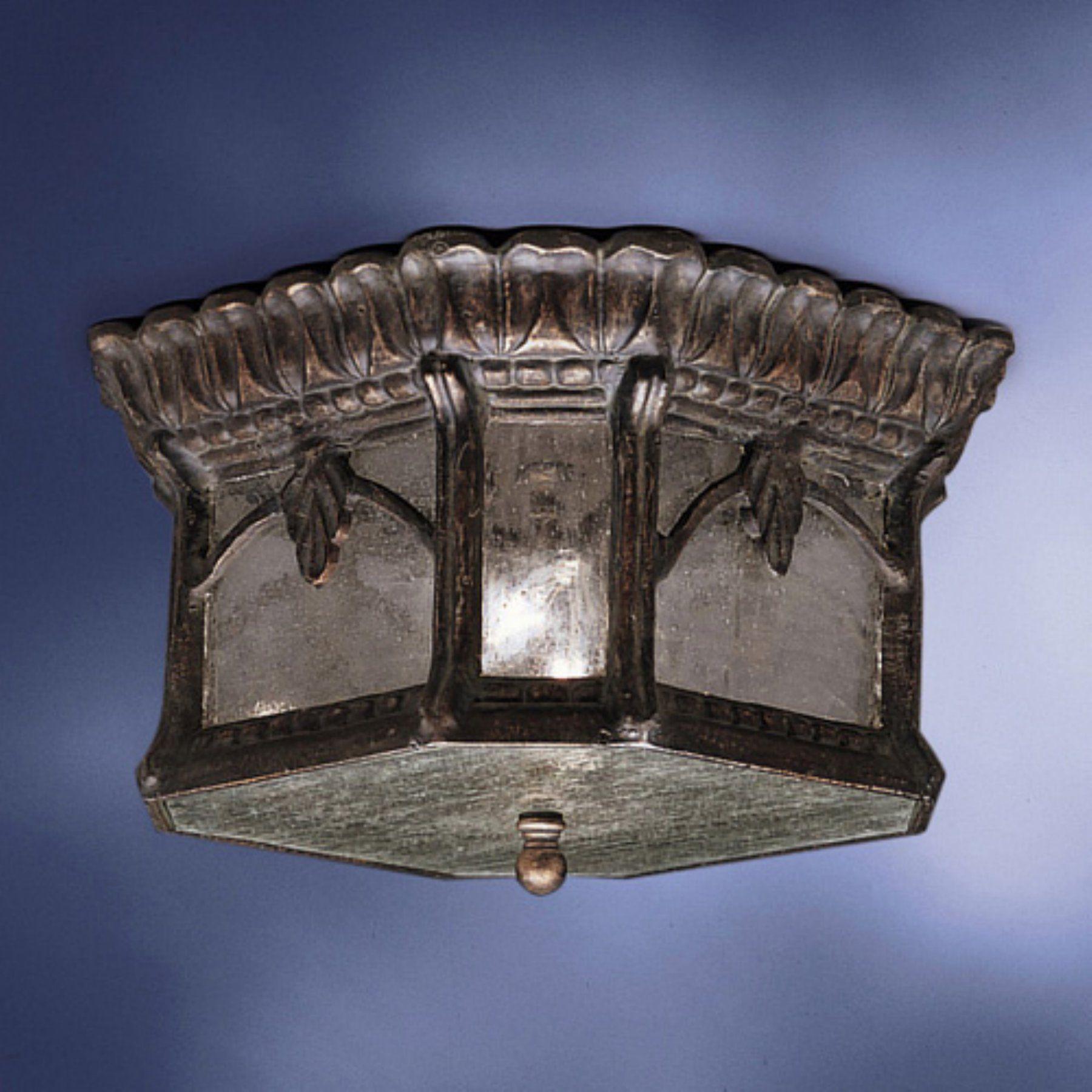 Kichler Tournai 9854 Outdoor Ceiling - 12 in. - 9854LD