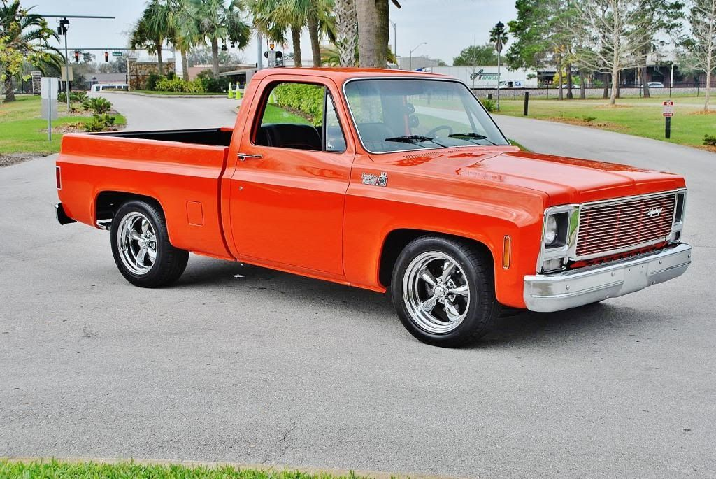 My 1979 Gmc C1500 Pickup Full Frame Off Restoration Rammy