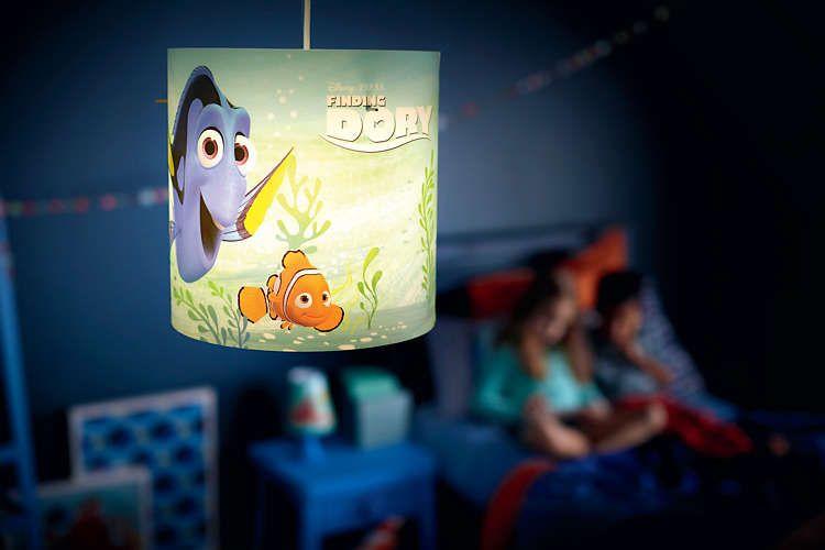 Quand imagination rime avec illumination Suspension Le Monde de Dory