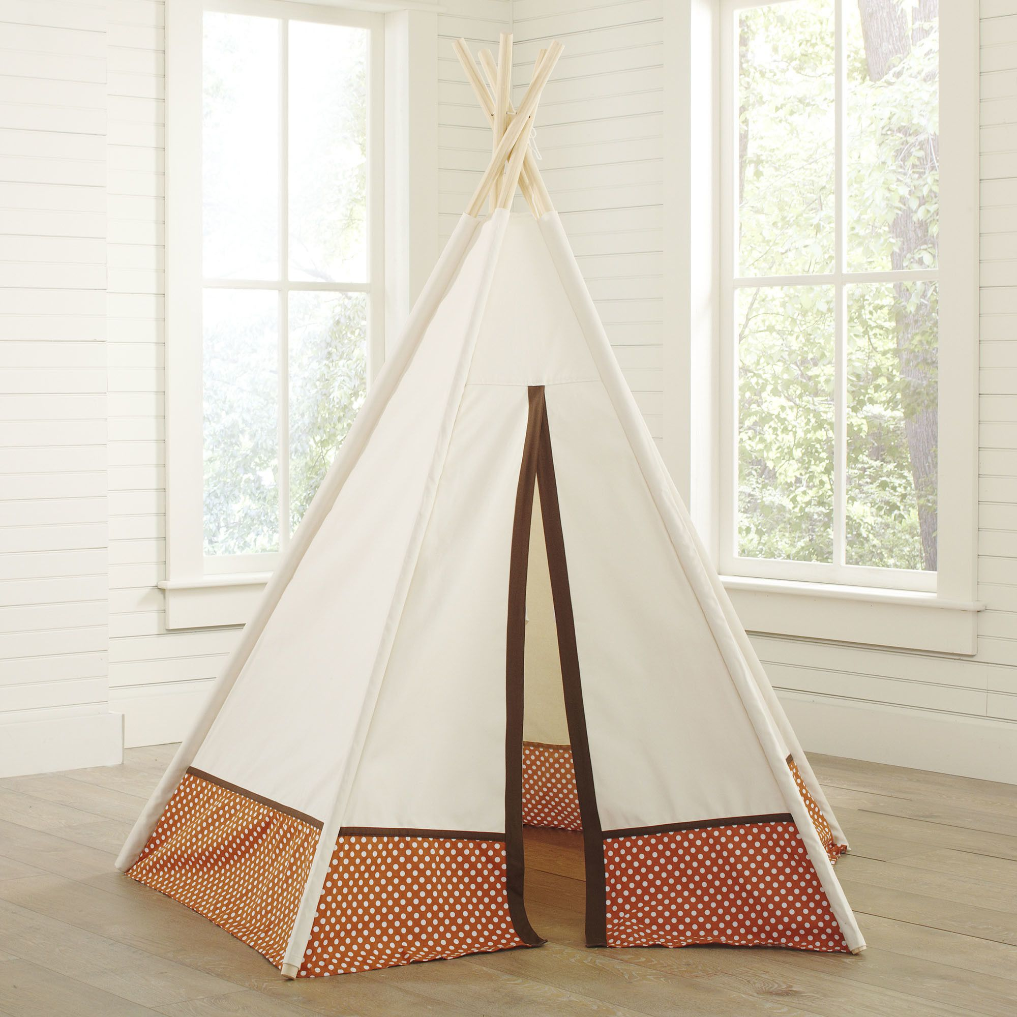 Nomad Great Plains Teepee - Full Of Whimsy And Charm,