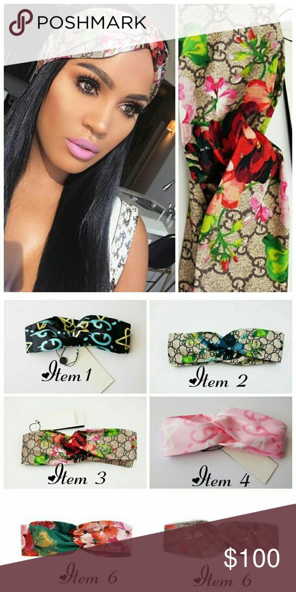 88c0e2514a9 Gucci bloom headband Bloom headband Other