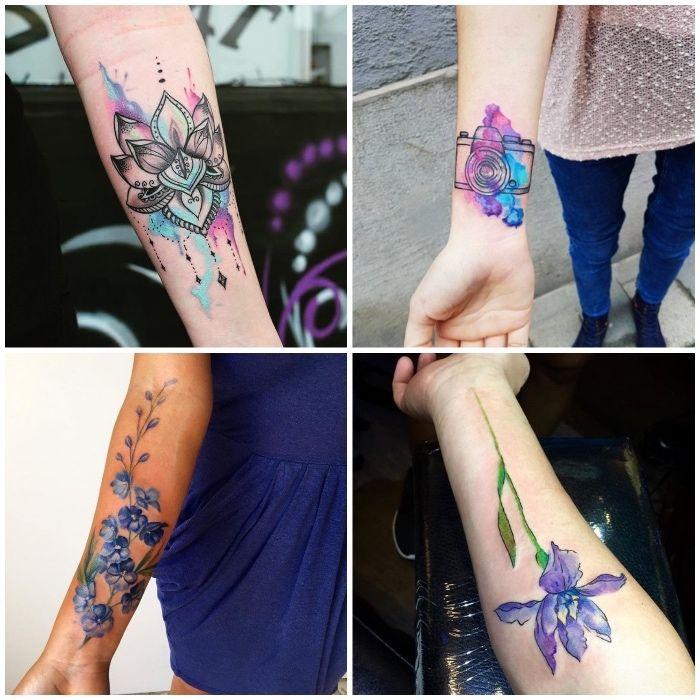 1001 ideen und inspirationen f r ein cooles unterarm tattoo tattoos pinterest. Black Bedroom Furniture Sets. Home Design Ideas