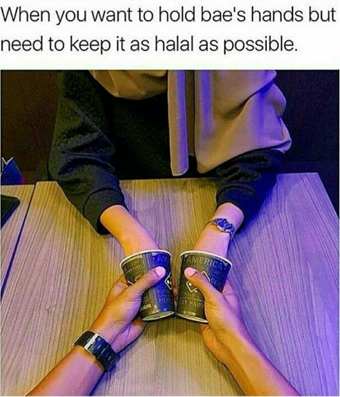 But looks haram - 9GAG