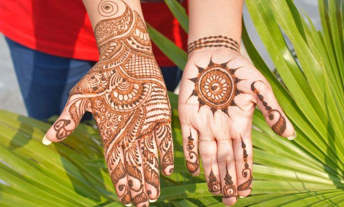 Mehndi Is Not Only Meant For Wedding Season But You Can Also Wear