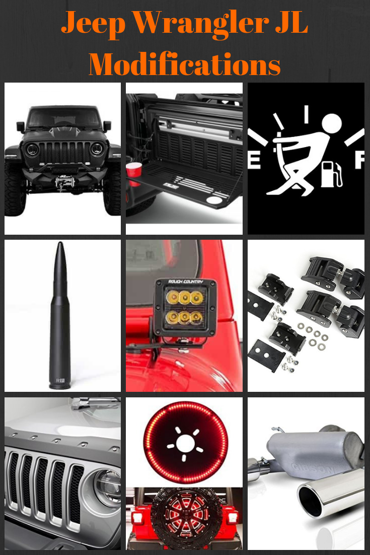 Jeep Wrangler Jl Mods Parts Accessories At The Lowest Prices