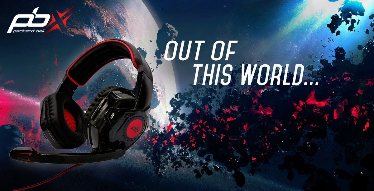 Southern Telecom Inc On Twitter Packard Gaming Headphones Out Of This World