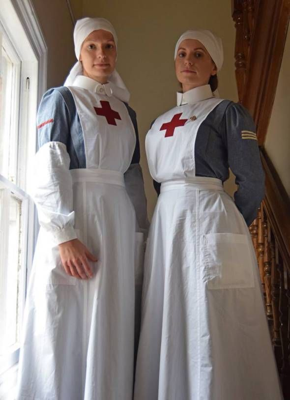 35aeabbe3032d ww1 nurses replica costumes | Nurses WW1 in 2019 | Nurse costume ...