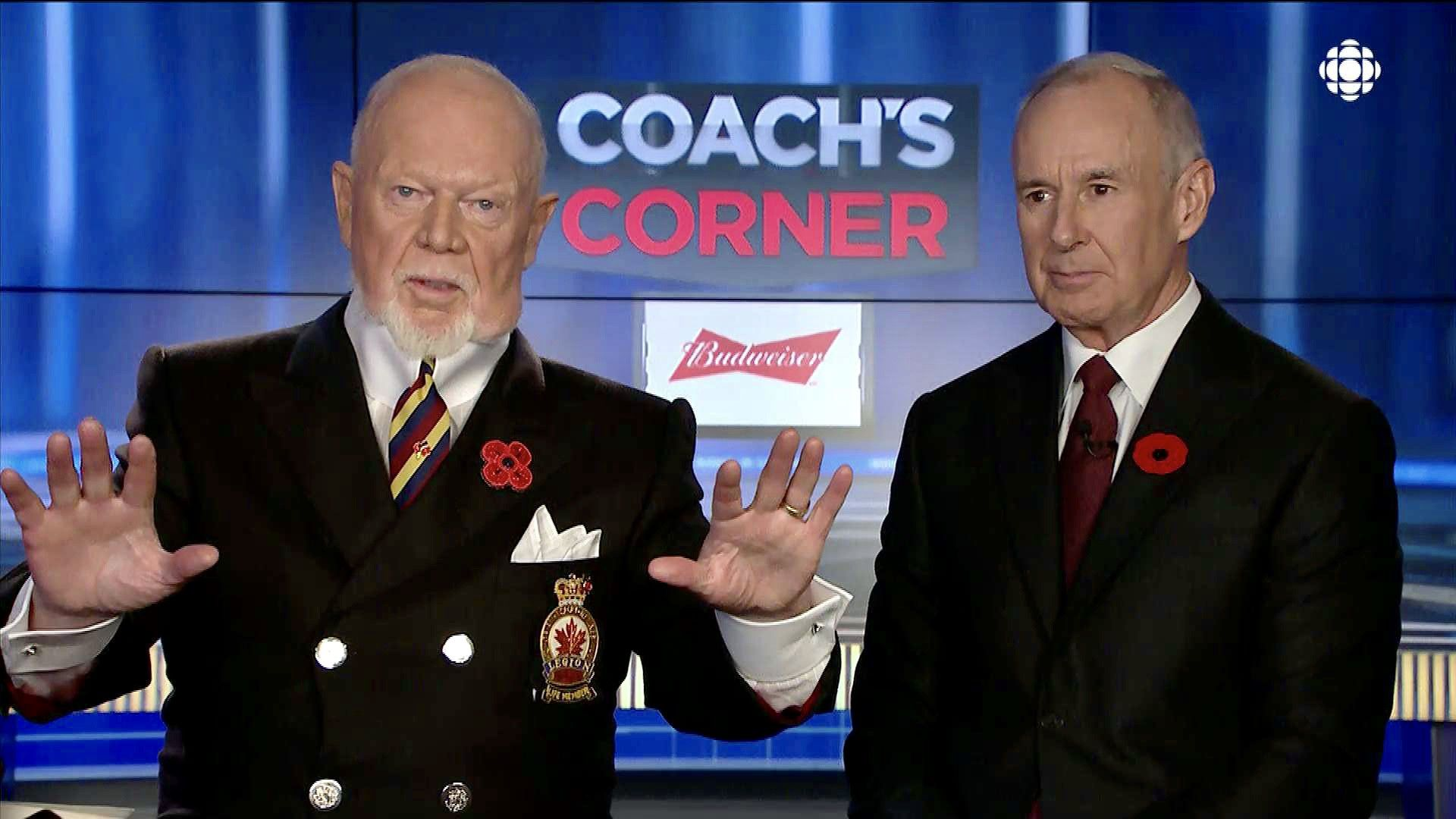 Don Cherry 2019 Don Cherry Local News Broadcast