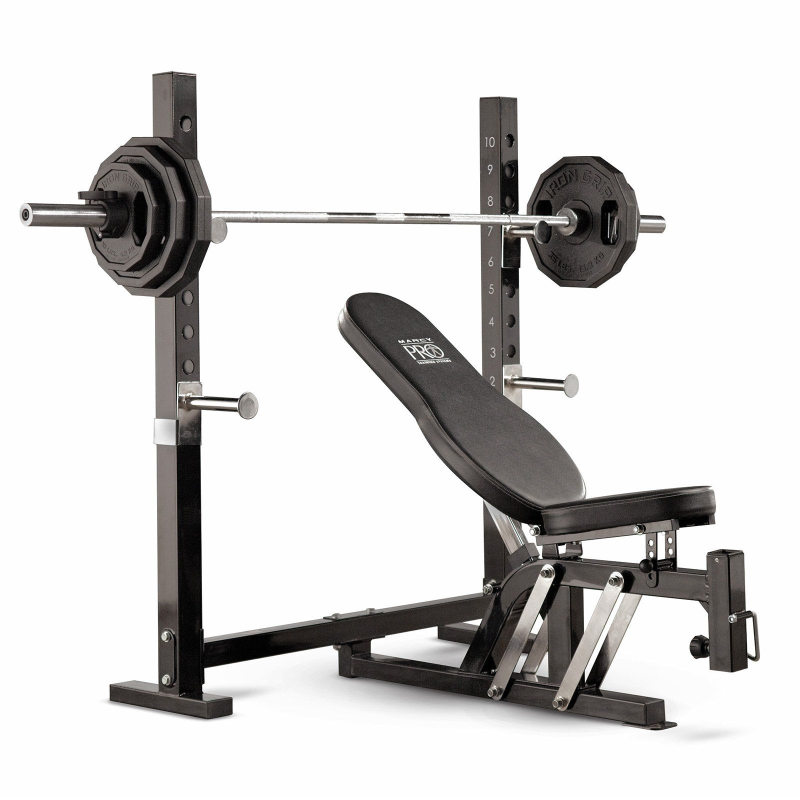 Marcy Pro Olympic Weight Bench Www Hayneedle Com Olympic Weights Weight Benches No Equipment Workout