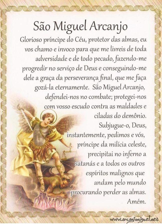 Oracoes Sao Miguel Arcanjo Pesquisa Google Imagens Jesus