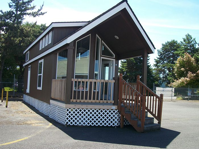 Come See This U0026 Other Fantastic Park Models At Factory Expo Homes In  Woodburn, OR