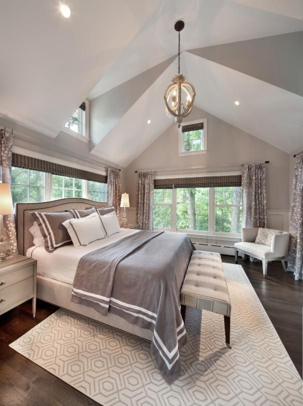 Photo of Brown Bedroom project in Bethesda, MD by Anthony Wilder Design/Build Inc