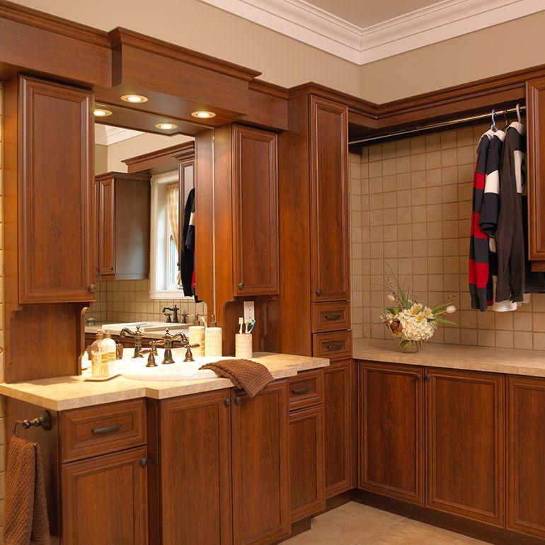 Résultats de recherche d\'images pour « vanité salle de bain ...