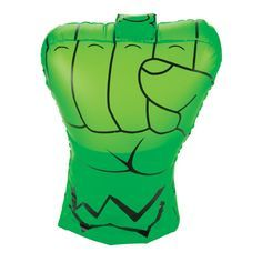 Green Lantern Inflatable Fist Costume Accessory