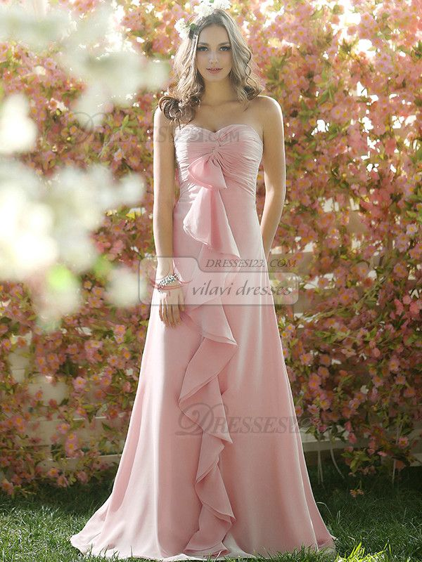 10 Best images about bridesmaid dresses on Pinterest  Pale pink ...