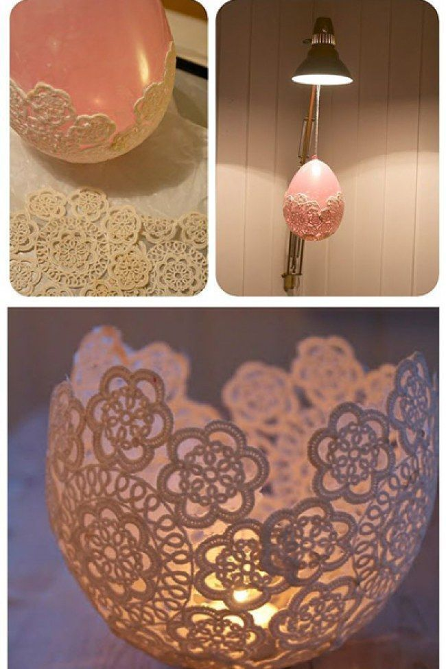 DIY decoration: magical do-it-yourself ideas