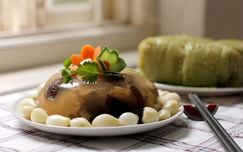 Vietnamese Recipes – Pork Jelly – Thịt Đông | Cooking