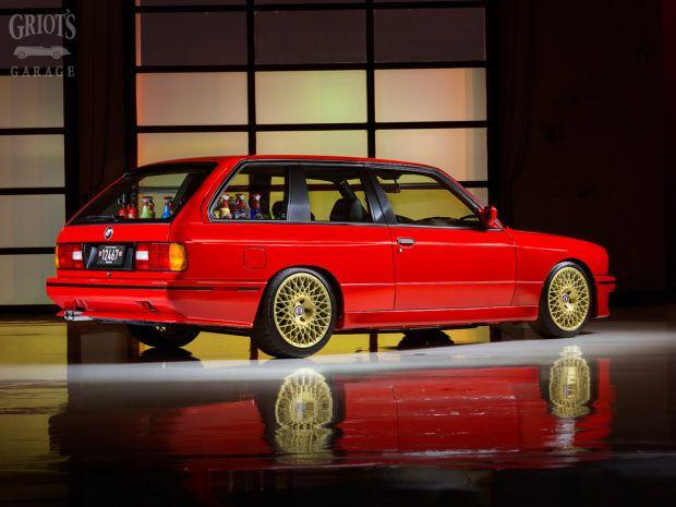 Bmw E30 With A M60 V8 Bmw E30 Bmw Bmw Touring