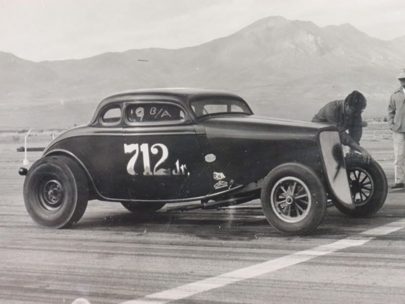 1934 Ford Chopped 5 Window Mystery Coupe Need Help Iding This One The H A M B Drag Racing Cars Drag Cars 34 Ford