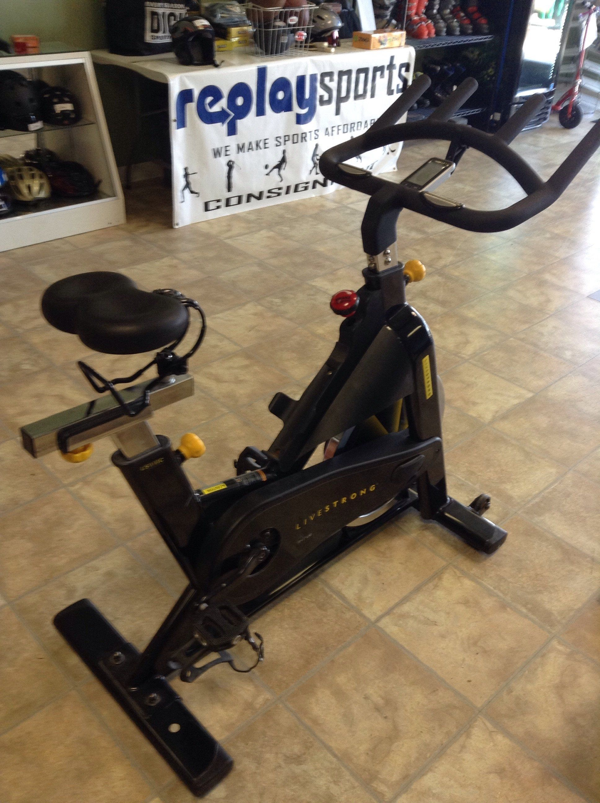 Livestrong Ls9 9ic Spin Bike Spin Bikes Bike Livestrong