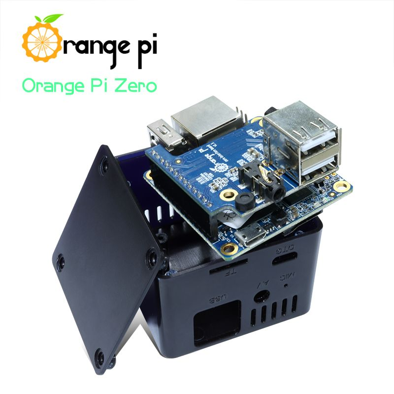 Time4EE |Time for Electronic Engineering - Articles: Orange Pi Zero