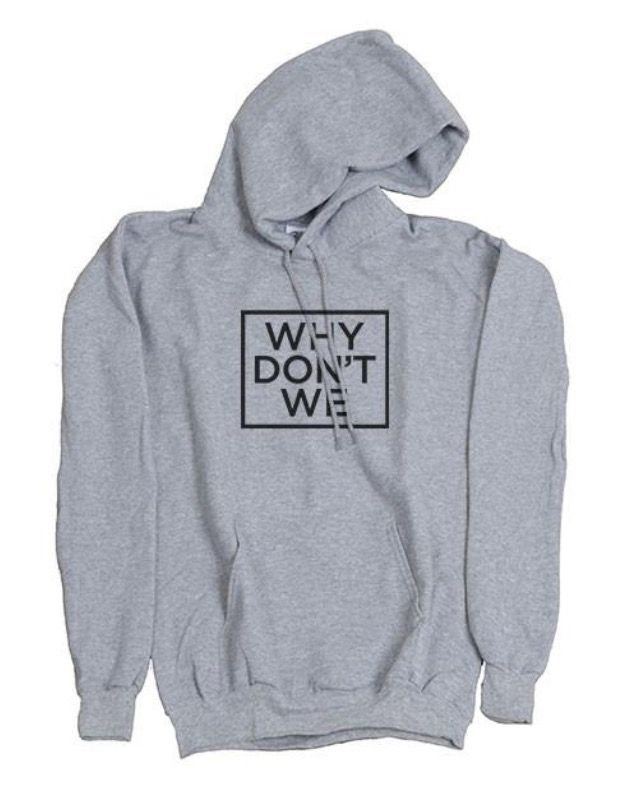 070d53989 whydontwemerch Why Don't We hoodie | M E R C H | Hoodies, Cute ...