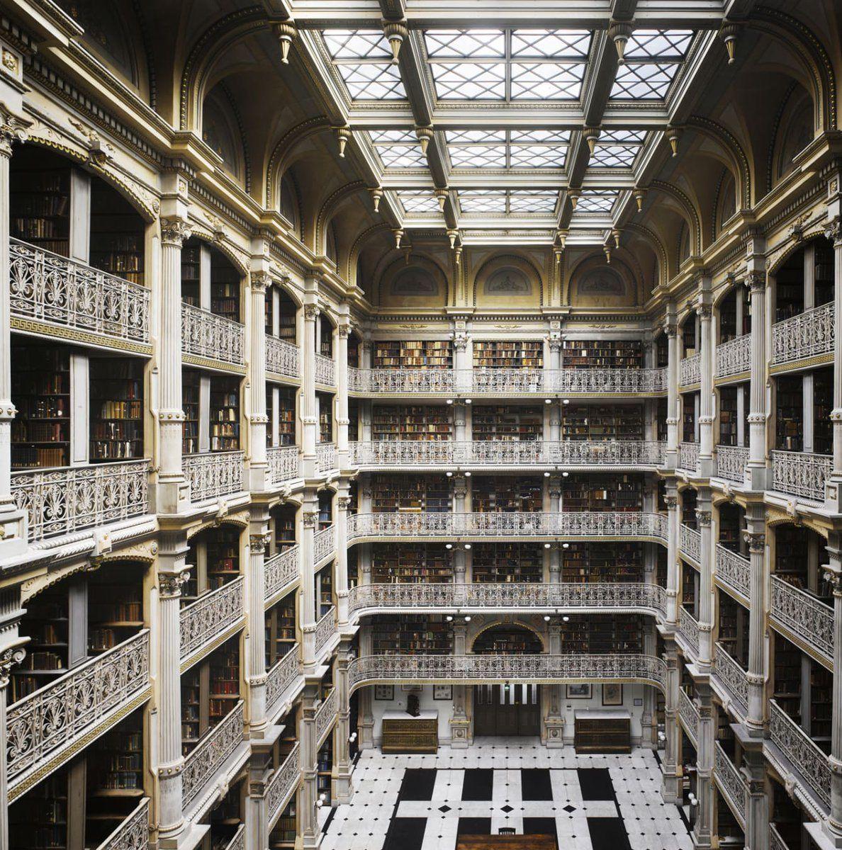 Tenpurasoba On 図書館建築 ガラス天井 公共図書館