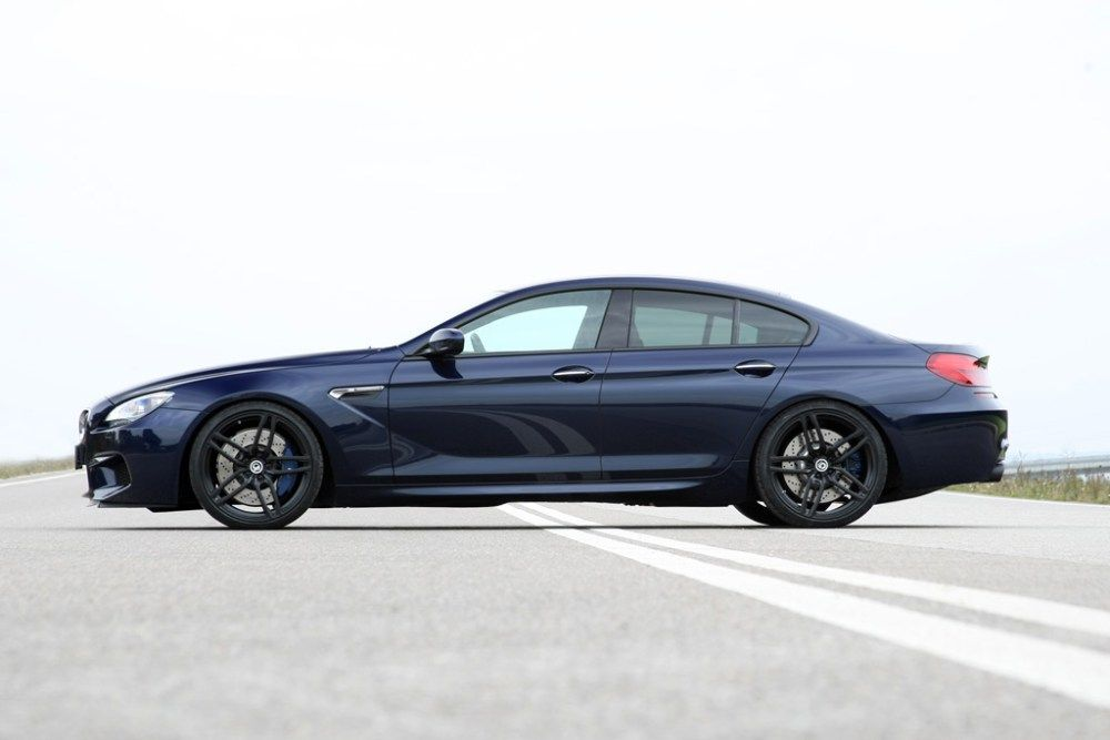 G Power Gets Serious With The Bmw M6 Gran Coupe With Images