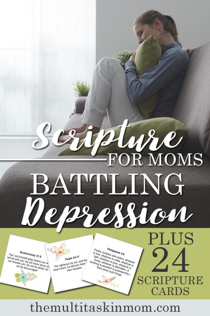Depression Bible Verses
