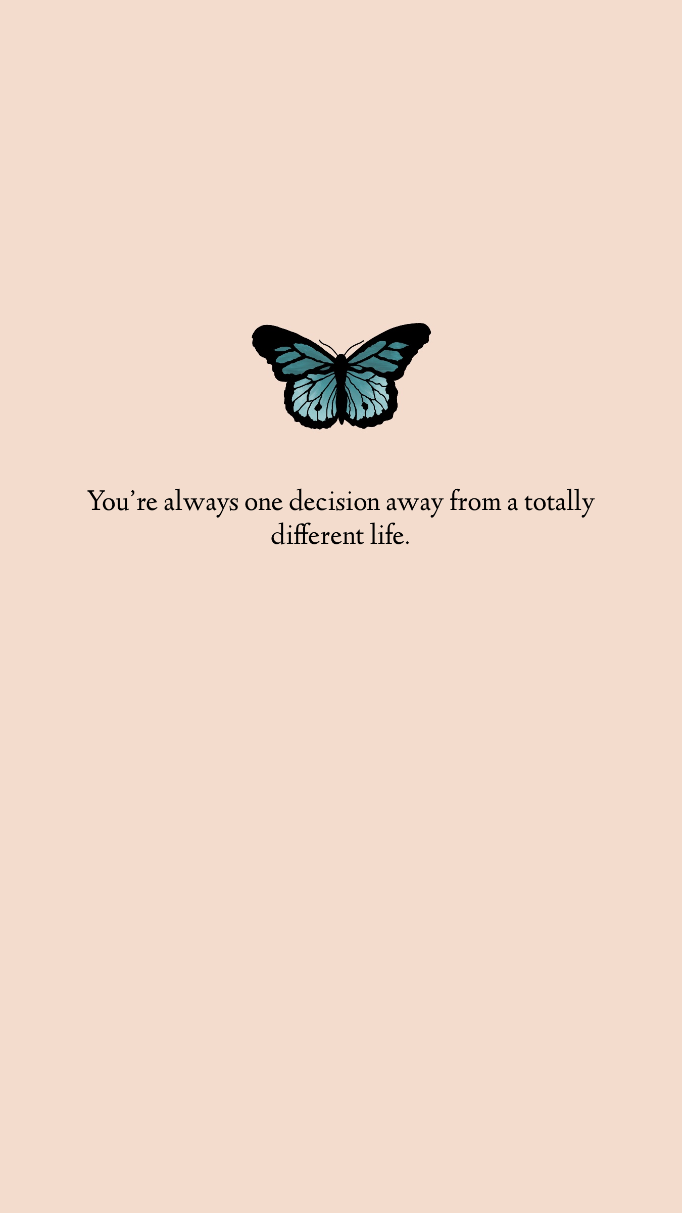 Simple Butterfly Wallpaper Quote Wallpaper Quotes Butterfly Wallpaper Simple Butterfly