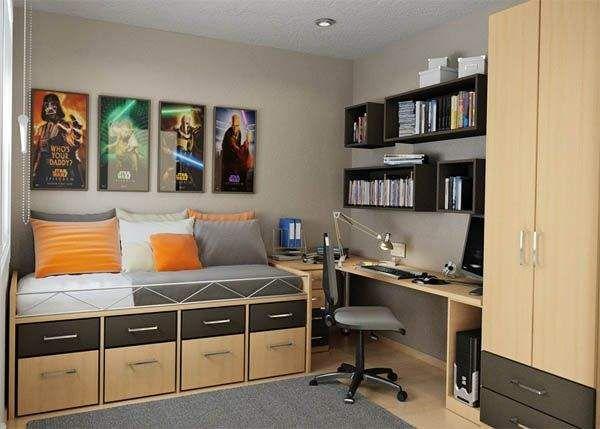 boy bedroom ideas | teenage boys bedroom interior design ideas