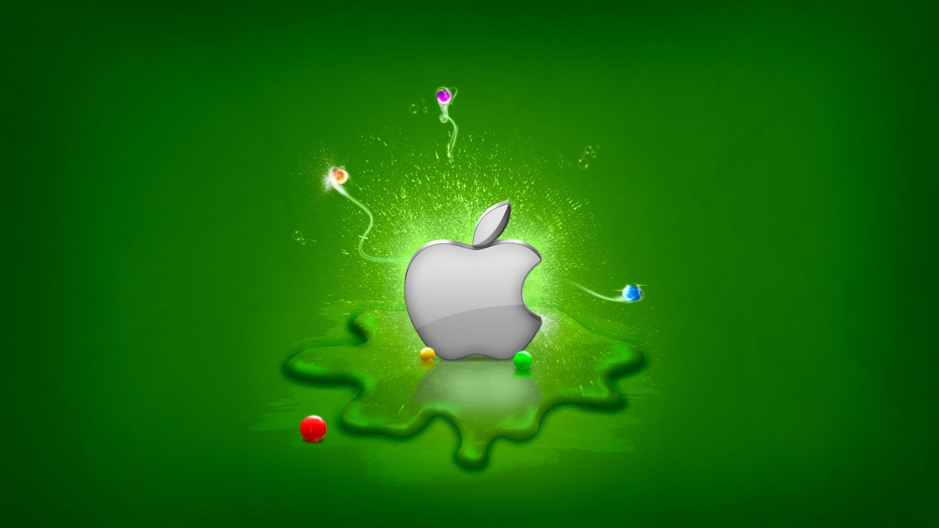 Hd wallpaper macbook - Apple Logo Purple Image Hd Wallpaper Wallpaper Themes