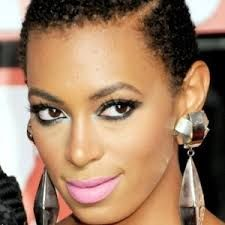 twa afro with a part - Google Search