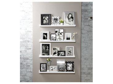 Fotoplank 60 cm aan de muur pinterest fotolijstjes voor het huis en decoratie - Muur decoratie eetkamer ...