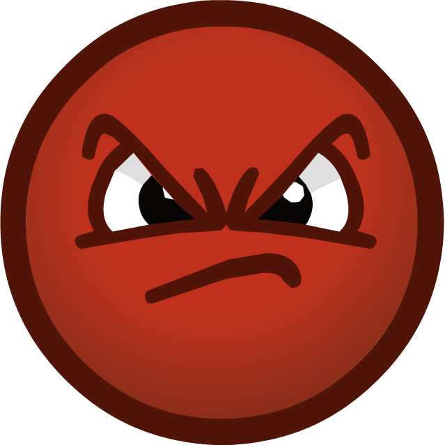 Angry Symbol Sample 5 Emotion Pinterest Face Pat Robertson