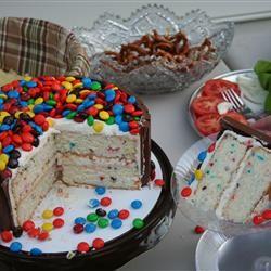Heavenly White Cake Recipe