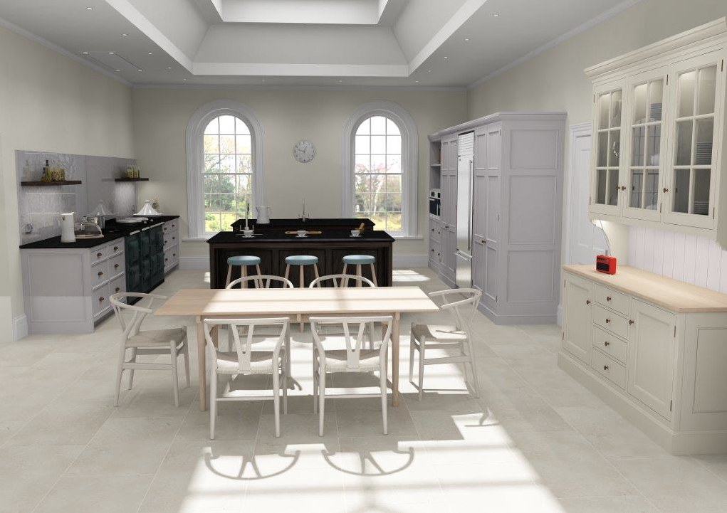 Andrew Petherick On  3D Design Kitchens And Traditional Kitchen Cool 3D Design Kitchen Review