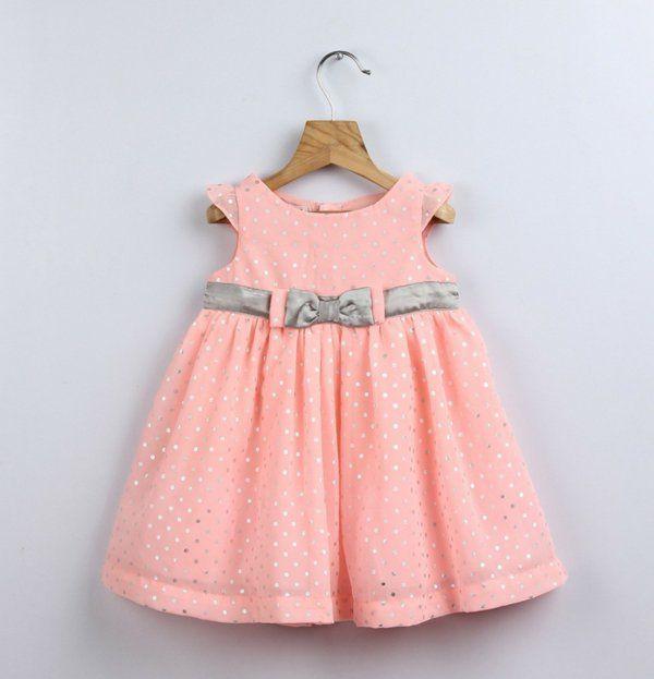 Rosa Babykleid Babymode Kindermode Süße Babykleidung Günstige