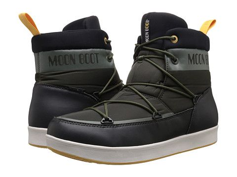 Tecnica Moon Boot® Neil Olive - Zappos.com Free Shipping BOTH Ways