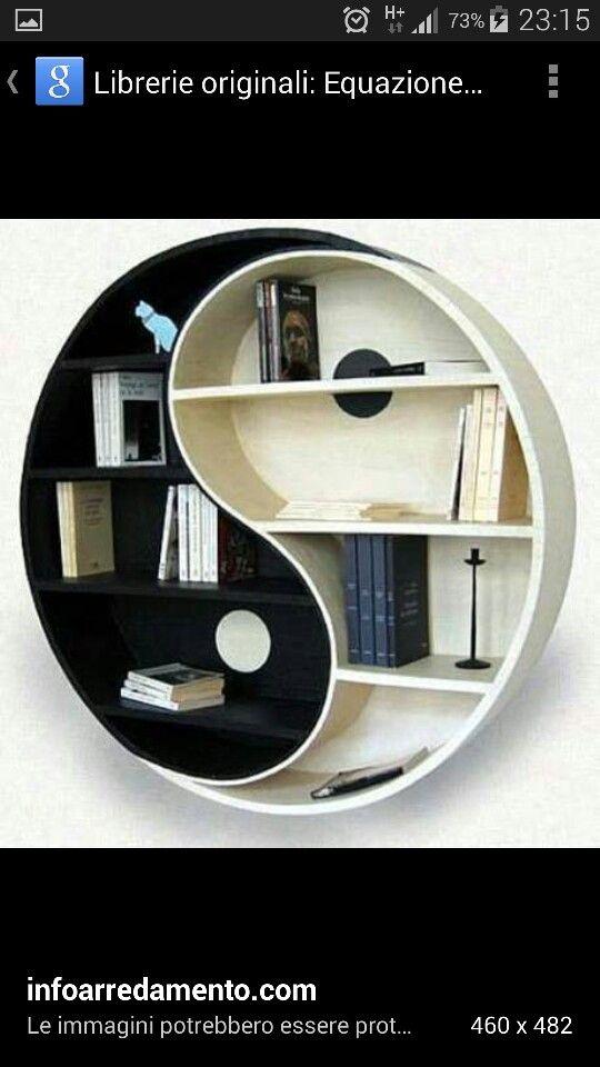 Libreria particolare