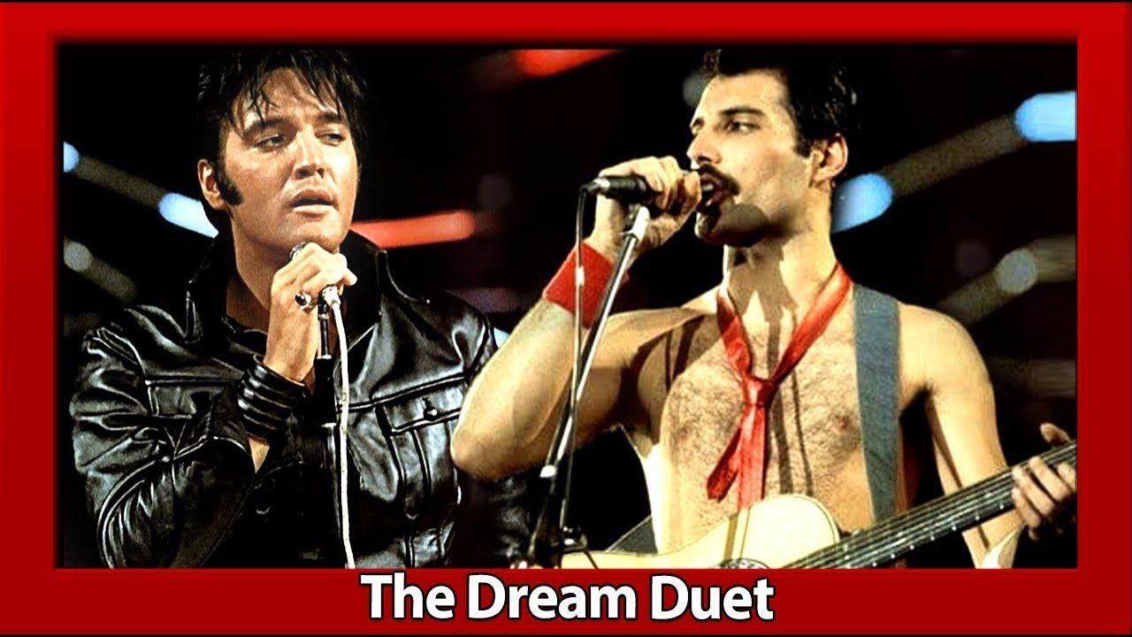 Perihan Freddie Mercury Elvis Presley Crazy